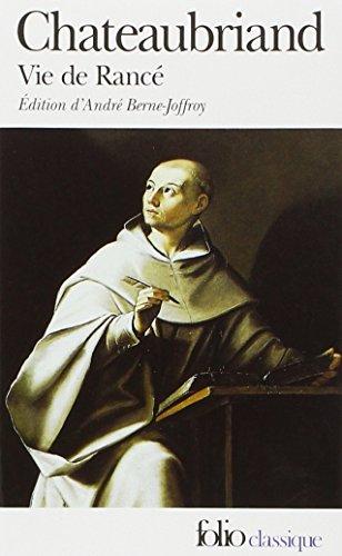 9782070377695: Vie de Rance (Folio) (French Edition)