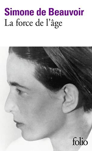La Force De l'Age (Folio): Beauvoir, Simone de