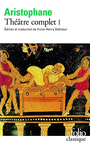 9782070377893: Theatre Complet Aristo (Folio (Gallimard)) (English and French Edition)