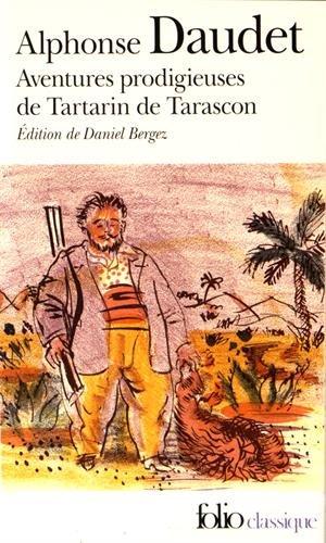 Tartarin de Tarascon: Alphonse Daudet