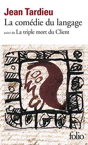 9782070378616: Comedie Du Lang Triple (Folio) (French Edition)