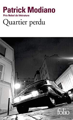 9782070379422: Quartier Perdu (Folio) (French Edition)