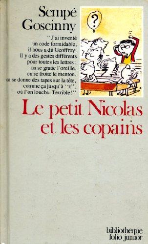 9782070380053: Le petit nicolas et les copains