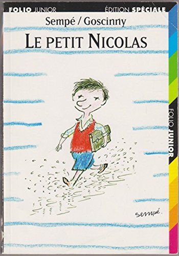 9782070380176: Le petit nicolas
