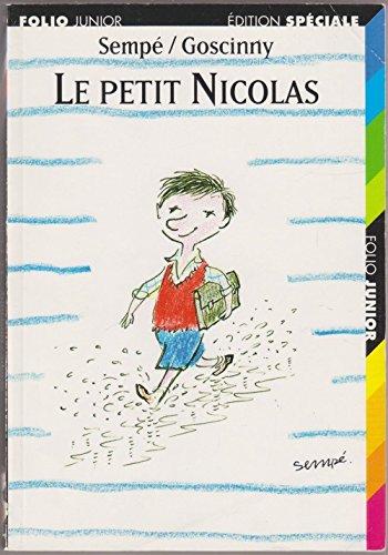 9782070380176: Le petit nicolas (Bib Folio Jr)