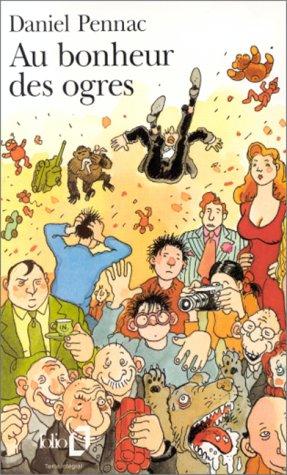 9782070380596: Au bonheur des ogres (Folio)