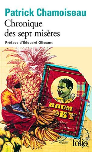 9782070380626: Chronique Des Sept Miseres