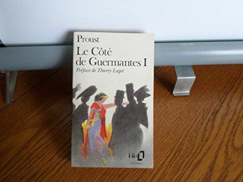 9782070380947: LE COTE DE GUERMANTES