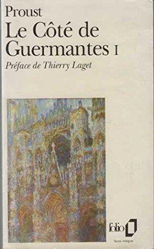 9782070380947: Le Cote De Guermantes 1 (Folio) (French Edition)