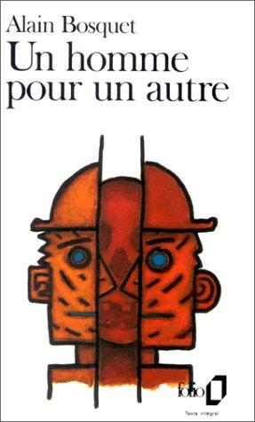 Un homme pour un autre (Folio): Alain Bosquet