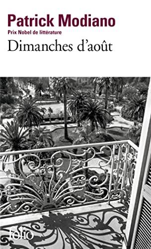 9782070381302: Dimanches d'août (Folio)