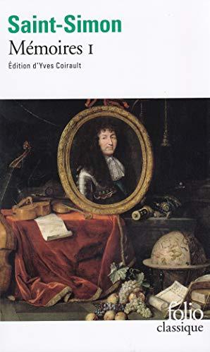 Memoires 1 (Folio) (English and French Edition): De Saint-Simon, Claude-Henri;