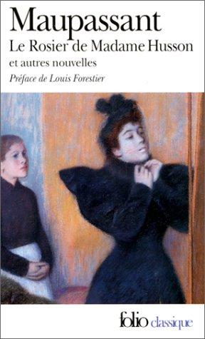 9782070382439: Le Rosier de Madame Husson et autres nouvelles (Folio Classique)