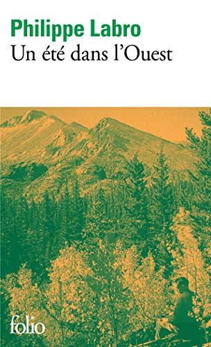 9782070382583: Un été dans l'Ouest (Folio)