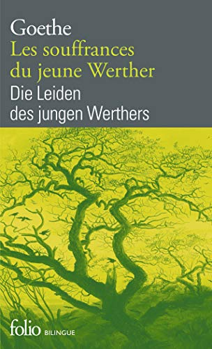 9782070382699: Les souffrances du jeune Werther/Die Leiden des jungen Werther