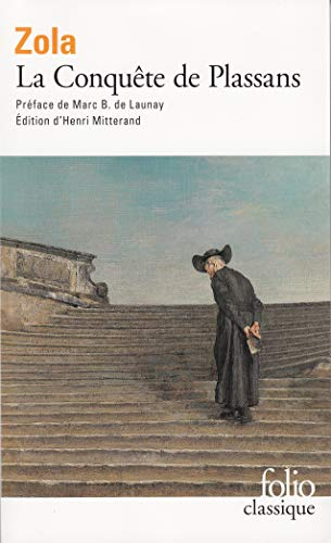 9782070383047: Les Rougon-Macquart, IV : La Conquête de Plassans (Folio)