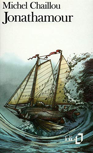 9782070383443: Jonathamour (Folio) (English and French Edition)