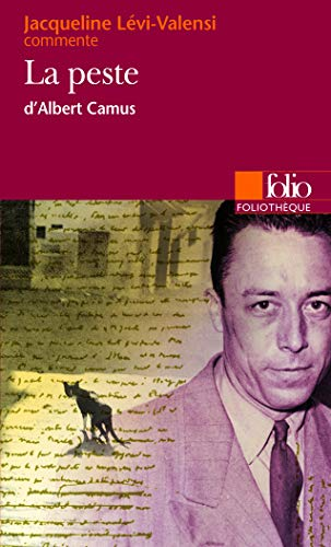 9782070383528: La Peste (Foliotheque) (English and French Edition)
