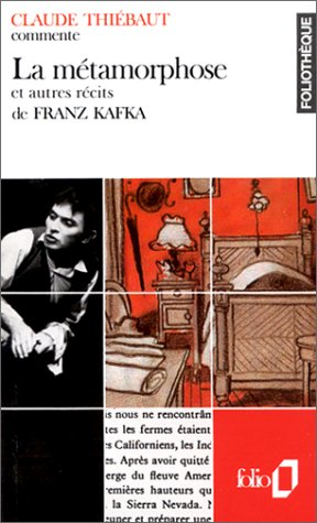 Foliotheque: Kafka (French Edition): Claude Thi?baut