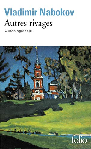 Autres Rivages (Folio) (English and French Edition): Vladimi Nabokov