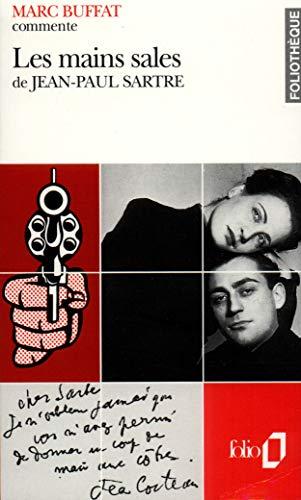 9782070384419: Les mains sales, de Jean-Paul Sartre (Essai et dossier): Sartre: Les Mains Sales (Foliothèque)