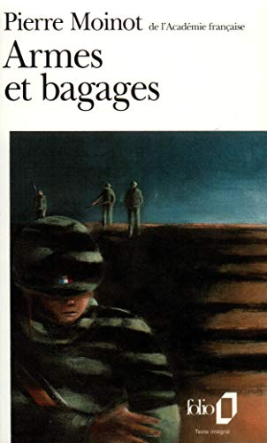 9782070384556: Armes Et Bagages (Folio) (English and French Edition)