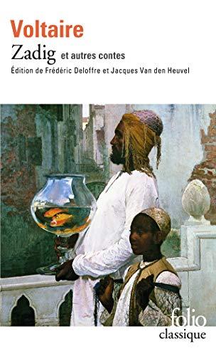 9782070384815: Zadig et autres contes (French Edition)