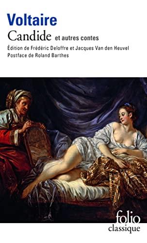9782070384822: Romans et contes, II : Candide et autres contes (Folio)