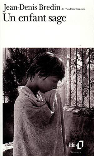 9782070385218: Enfant Sage (Folio) (French Edition)