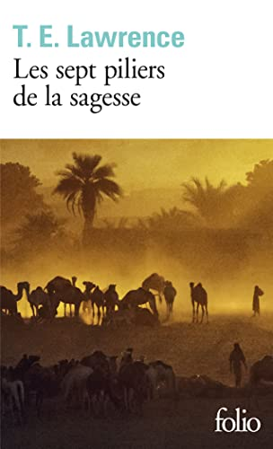 9782070385287: Sept Piliers de La Sage (Folio) (French Edition)
