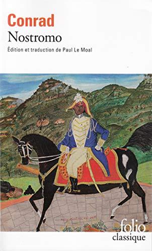 9782070385652: Nostromo (Folio classique)