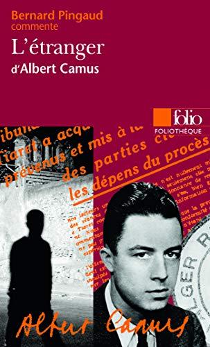 9782070385751: L'etranger: Camus: L'etranger