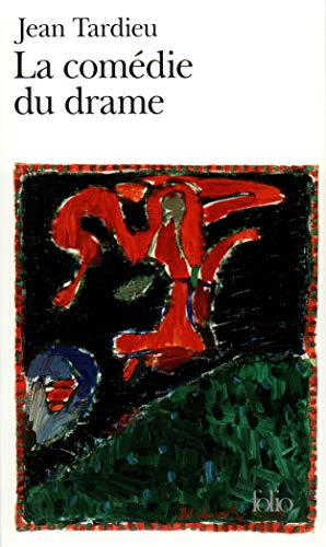 9782070385836: Comedie Du Drame (Folio) (English and French Edition)