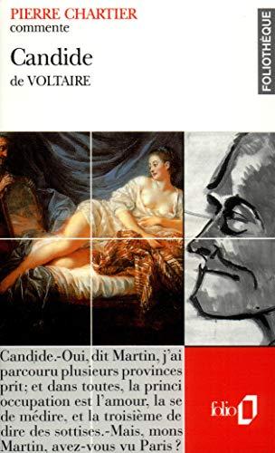 9782070386437: Candide de Voltaire: Voltaire: Candide