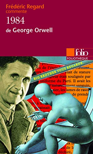 9782070386680: 1984 Fo Th (Foliotheque) (English and French Edition)