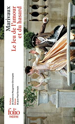 9782070386789: Le Jeu de l'amour et du hasard (Folio Théâtre)