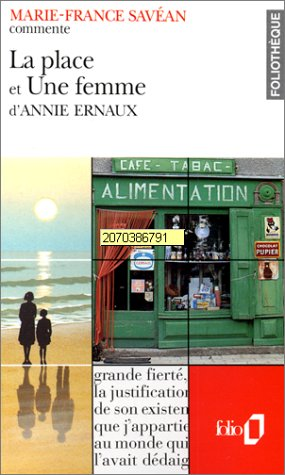 Place Une Femm Fo Th (Foliotheque) (French Edition): Savean, M.