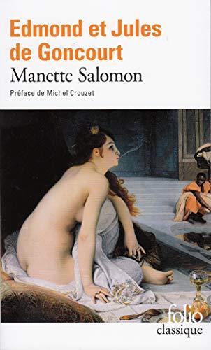 9782070387991: Manette Salomon (Folio Classique) (French Edition)