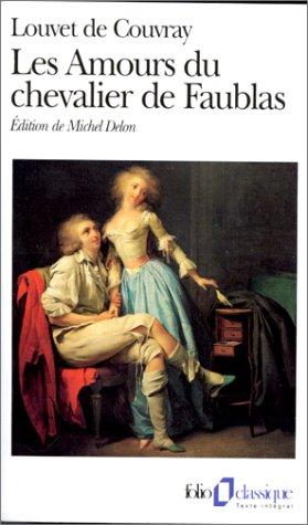 9782070388035: Les amours du chevalier de Faublas (Folio)