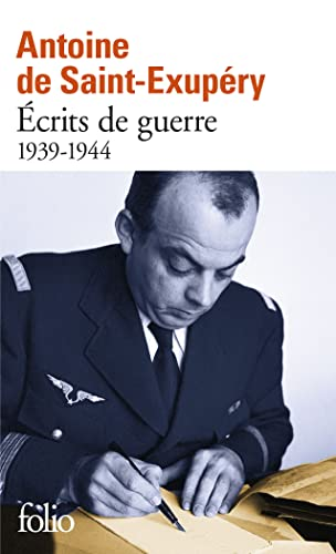 9782070388073: Ecrits de Guerre (Folio) (French Edition)