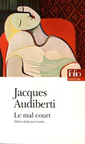 9782070388592: Mal Court (Folio Theatre) (English and French Edition)