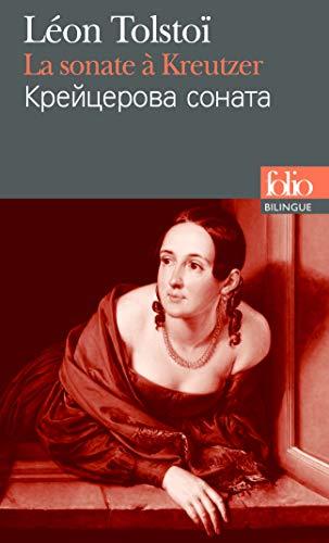 9782070388660: La Sonate à Kreutzer (Folio bilingue)