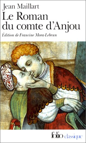 9782070388820: Roman Du Comte D Anjou (Folio (Gallimard)) (English and French Edition)