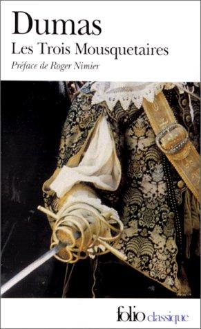 9782070388998: Les Trois Mousquetaires