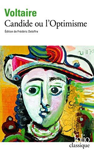 Candide Ou L'Optimiste: Voltaire