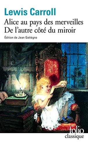 9782070389162: Avent Alice Pays Merveil (Folio (Domaine Public)) (French Edition)