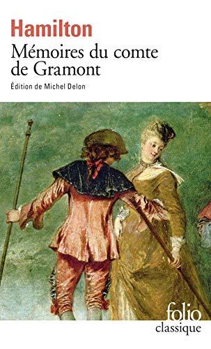 Mémoires du comte de Gramont [Poche] Hamilton,Antoine: Hamilton,Antoine