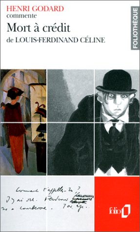 9782070389674: Mort a Credit Fo Th (Foliotheque) (French Edition)