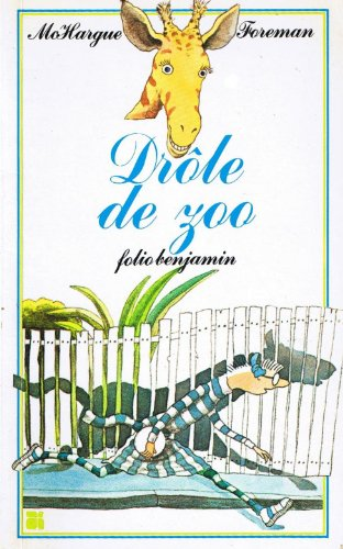 9782070390021: Drole De Zoo (French Edition)