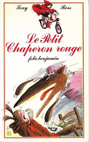 9782070390328: PETIT CHAPERON ROUGE (Folio Benjamin)